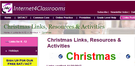Christmas Links, Resources and Activities.