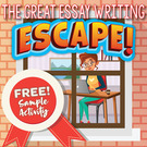 Essay Writing ESCAPE ROOM Activity - Parts of an Essay.