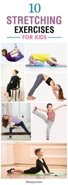 10 Fun And Simple Stretching Exercises For Kids.