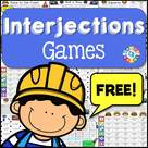 Interjections Games.