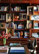 A home library can have a powerful effect on children.