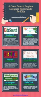 6 Popular Kids Friendly Search Engines.