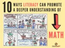 10 Ways Literacy Can Promote A Deeper Understanding Of Math.