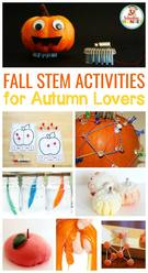 Brilliant Fall STEM Activities that Will Make You the Hero of Your Classroom.