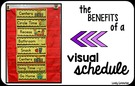 Visual Schedule Cards.