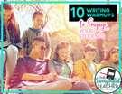 10 Writing Warm-Ups to Engage Your Students in the Middle School ELA or High School English Classroom.