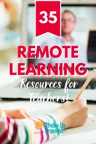 35 Remote Learning Resources for Teachers and Schools.