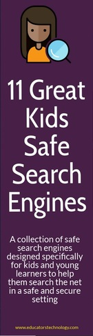 Some Good Search Engines for Young Learners.