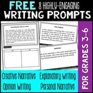 Quick Guide to Prepping Your Students for the Writing Test and Free Practice Prompts.