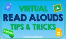 Virtual Read Alouds with Google Slides.