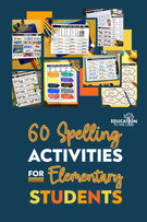 60 Spelling Activities for Elementary Students.