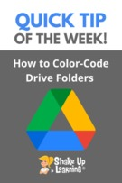 How to Color-Code Google Drive Folders & Shortcuts.